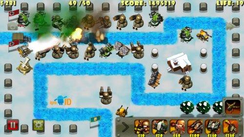Скриншот для Маленький командир - 2