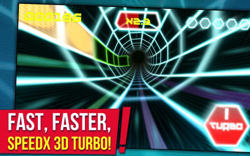 Скриншот для SpeedX 3D - 2
