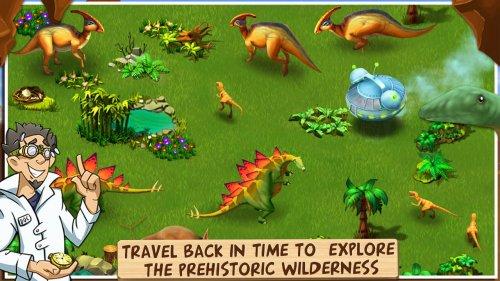 Скриншот для Чудо зоопарк - спаси животных - 2