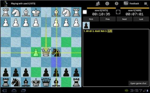 Скриншот для Шахматная Планета - 2