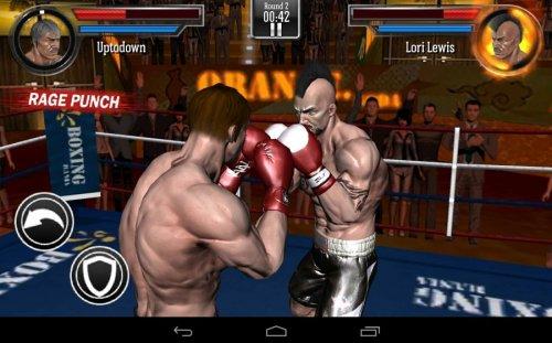 Скриншот для Punch Boxing - 2