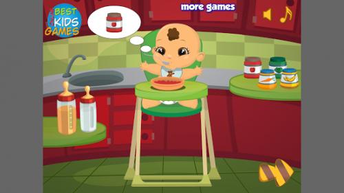 Скриншот для Happy Baby - 1