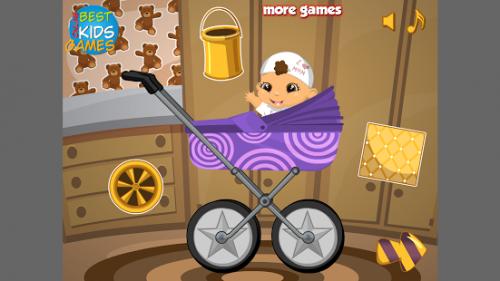 Скриншот для Happy Baby - 2