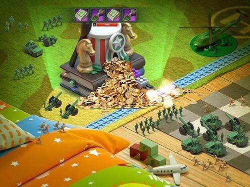 Скриншот для Army Men Strike - 1