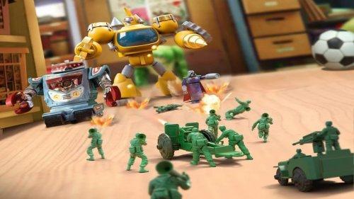 Скриншот для Army Men Strike - 2