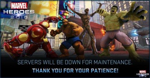 Скриншот для Marvel Heroes - 2