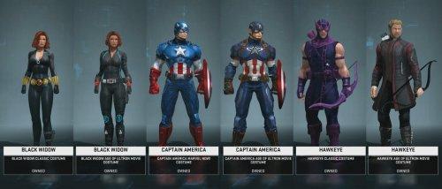 Скриншот для Marvel Heroes - 1