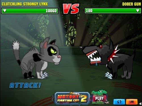 Скриншот для Mutant Fighting Cup - 2