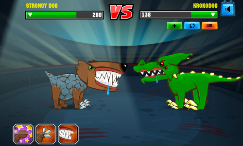 Скриншот для Mutant Fighting Cup - 1