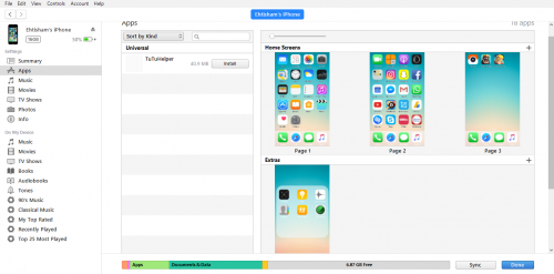 Скриншот для Tutu Helper - 1
