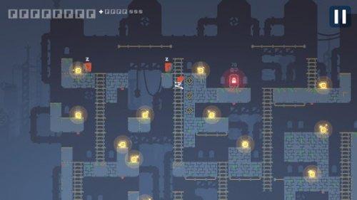 Скриншот для Lode Runner - 1