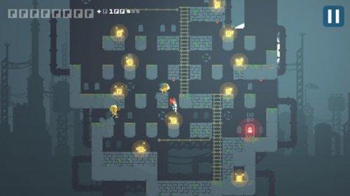 Скриншот для Lode Runner - 3