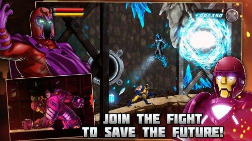 Скриншот для X-Men - 3