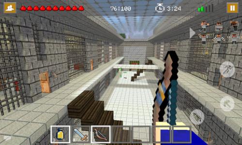Скриншот для Cops and Robbers 2 - 1