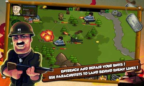 Скриншот для World Wars - 2