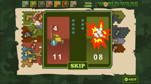 Скриншот для World Wars - 1