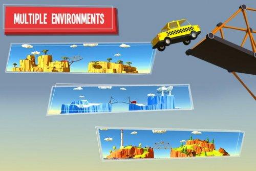 Скриншот для Build a Bridge - 1