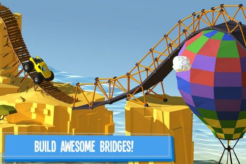 Скриншот для Build a Bridge - 2
