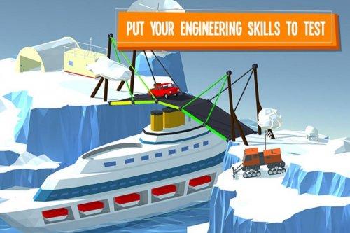 Скриншот для Build a Bridge - 3