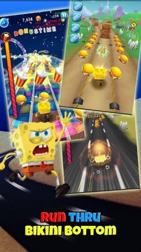 Скриншот для Губка Боб Game Station - 3