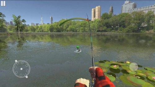 Скриншот для Ultimate Fishing Simulator - 1