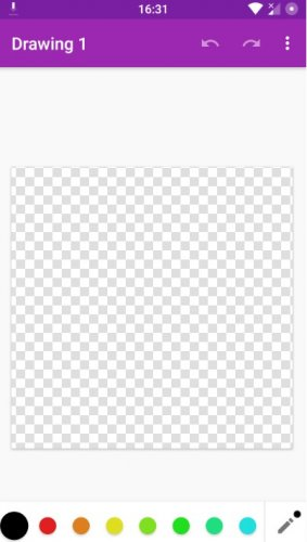 Скриншот для Pixel Art - 2