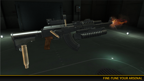 Скриншот для Gun Club - 2