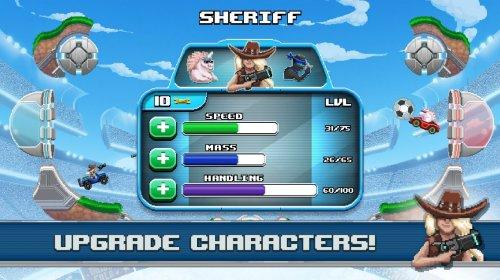Скриншот для Drive Ahead Sports - 2