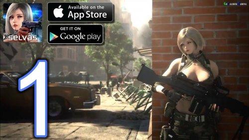 Скриншот для Fatal Raid - 2