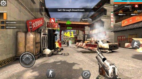 Скриншот для Fatal Raid - 1