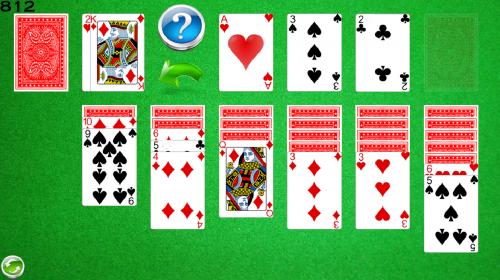 Скриншот для Косынка - 3
