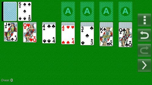 Скриншот для Косынка - 1