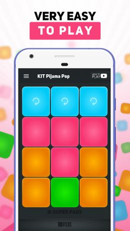Скриншот для SUPER PADS - 1