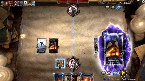 Скриншот для The Elder Scrolls: Legends - 2