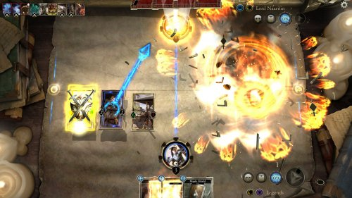 Скриншот для The Elder Scrolls: Legends - 1