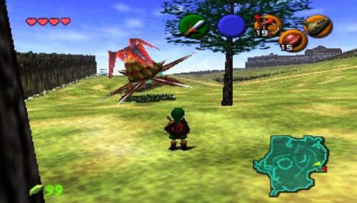 Скриншот для The Legend Of Zelda - 2