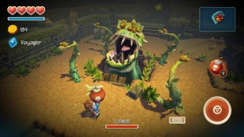 Скриншот для The Legend Of Zelda - 1