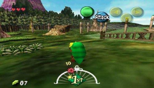 Скриншот для The Legend Of Zelda - 3