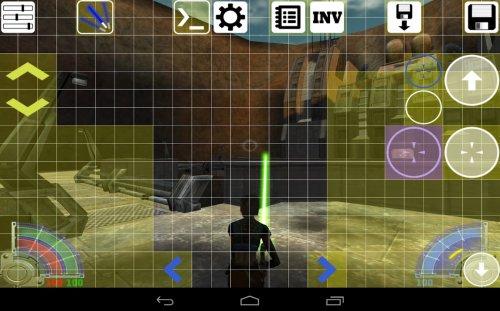 Скриншот для Star Wars: Jedy Academy - 3