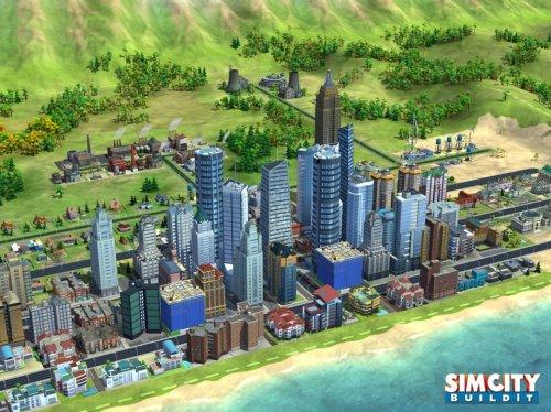 Скриншот для SimCity BuildIt - 1