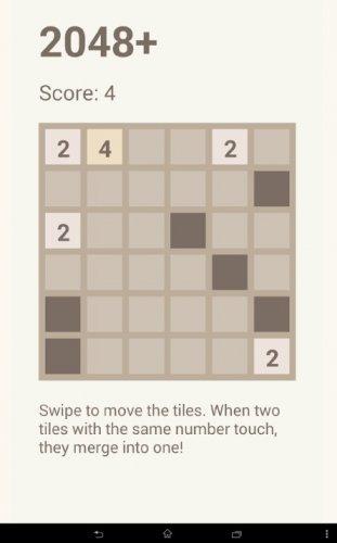Скриншот для 2048+ - 3