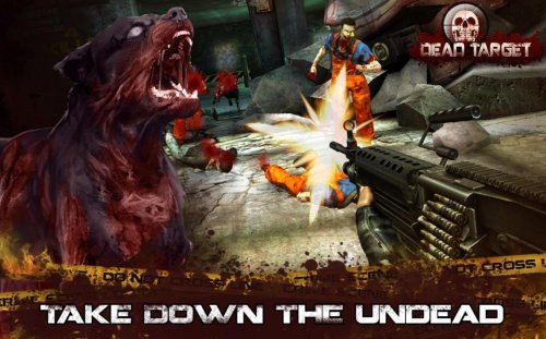 Скриншот для DEAD TARGET - 2