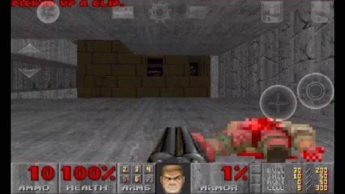 Скриншот для Doom 1 - 3