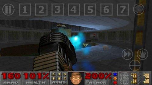 Скриншот для Doom 1 - 1