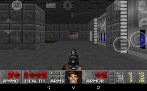 Скриншот для Doom 1 - 2