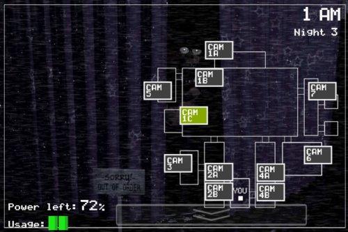 Скриншот для Super FNaF - 3