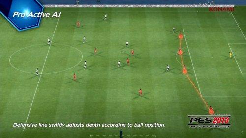 Скриншот для PES 2013 - 1