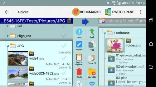 Скриншот для Xplore - 1