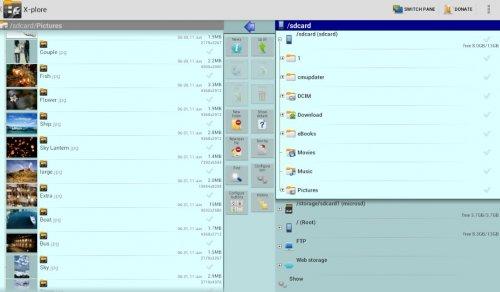 Скриншот для Xplore - 3
