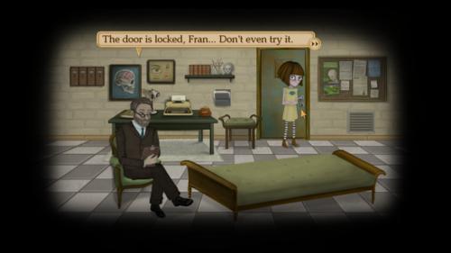 Скриншот для Fran Bow Chapter 1 - 2